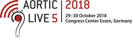 Aortic Live Congress 2018 Logo