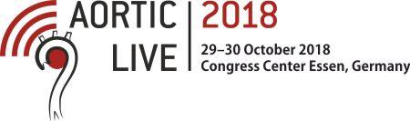 Aortic Live Congress 2018 Logo